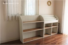 Nursery Bookshelf, Wood Nursery, Furniture Plans, Kids Furniture, Toddler Bookcase, Kids Room Organization, Kids Boxing, Bookshelves, Montessori