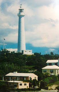 Lighhouse in Bermuda