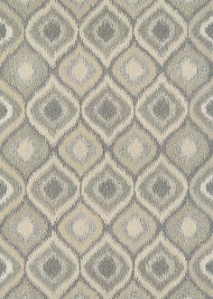 Couristan's Super Indo-Natural Collection in Ridley/Cream-Brown (2167/8069)