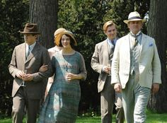 Booktalk & More: Downton Abbey Series 3, Part 2