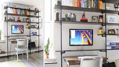 The Bookshelf Workspace