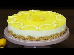 Cheesecake de iaurt cu lămâie- cel mai fin și delicios cheesecake fără coacere! - YouTube Desserts Rafraîchissants, Jus D'orange, Biscuits, Cheesecakes, Pudding, Cooking, Yogurt, Muffin, Recipes