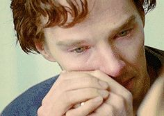 Despite thebruises darkening John's face, a black eye and a rather terrible looking purplewelt on his left cheek, Sherlock felt as if he had never seen anyone look to perfect and beautiful. The full impact of how much he missed John hit him harder than a train and tears, unbidden, formed in his tired eyes.    He quietly lowered himself in the chair beside John's bed and carefully, oh so carefully, picked up John's hand and held it in his.