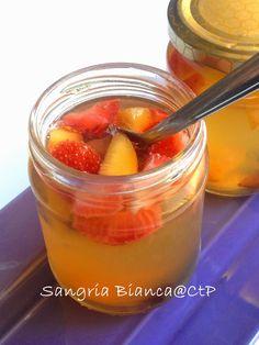 Sangria Bianca Solida Sangria, Cantaloupe, Fruit, Food, Essen, Meals, Yemek, Eten