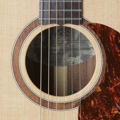 Maton SRS808 Acoustic Guitar - Rosette