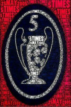 We won it 5 Times. . 5/25/2005