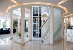 elevator in house | Is choosing an eco friendly home elevator a smart choice? - Promoting ...