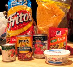 """""""All That Her Hands Have Done"""": Pride comes before.. a broken oven- Baked Frito Pie & Blender Beans"""