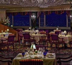 Fine Dining Colorado Springs Resort At The Broadmoor Penrose Room Amazing 5 Star
