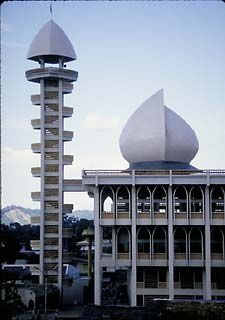 Mosque in Yala, Thailand
