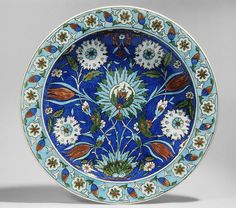 Joseph-Théodore Deck: Dish 19th century (1985.225)   Heilbrunn Timeline of Art History   The Metropolitan Museum of Art