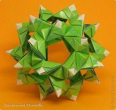 Kusudama Origami Master Class Regatta Kusudama + MK Photo Paper 1