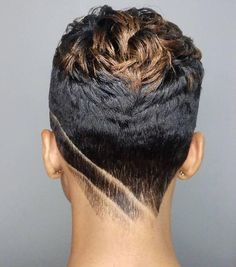 Black Women Mohawk Hairstyles - Easy Best HairStyles - May 18 2019 at Cute Hairstyles For Short Hair, Undercut Hairstyles, Curly Hair Styles, Natural Hair Styles, Trendy Hairstyles, Medium Hairstyles, Latest Hairstyles, Weave Hairstyles, Wedding Hairstyles