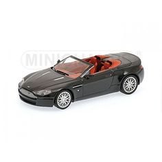 Aston Martin V8 Vantage Roadster 2009 (Minichamps) scale 1:43