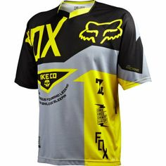Fox Head Men s Demo Short Sleeve Jersey 56749c5ca