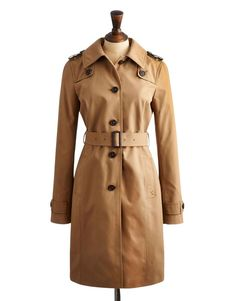 Joules Maycroft Women s Trench Coat - Chino Brown - RRP £129.00 - size 16