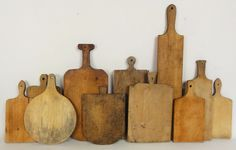 Lost Found Art - Antique Cutting Boards