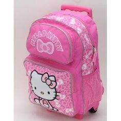 Hello Kitty Backpack Review