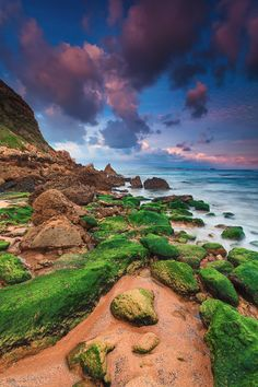 Playa de Somocuevas @ Liencres - Cantabria (Spain) by Eric Rousset on 500px