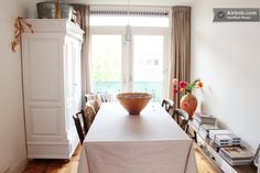Very spacious, stylish & COZY apt in Utrecht
