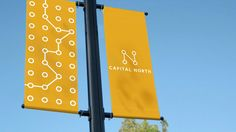 Capital North on Behance