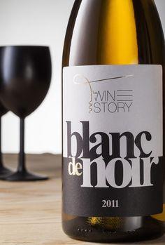 The wine story - Blanc de noir