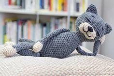 Amigurumi Cat Amineko : My Crochet on Pinterest Japanese Tea Ceremony, Crochet ...