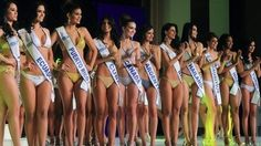 A town in Argentina becomes the first in the country to ban beauty queen competitions in its traditional festivities, arguing they are sexist.