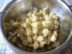 Přílohové noky Snack Recipes, Snacks, Cauliflower, Side Dishes, Vegetables, Ds, Food, Snack Mix Recipes, Appetizer Recipes