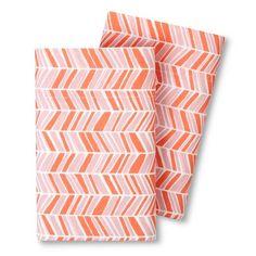 Room Essentials® Easy Care Pillowcase Set - Pink