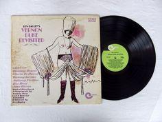Ben Bagley's Vernon Duke Revisited - LP 1970 Crewe Records CR 1342 AUDITION COPY…