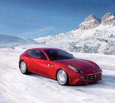 http://www.turrifftyres.co.uk  Ferrari FF - Luxury Car
