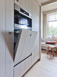 idea for the dishwasher  #RTLWoonmagazine #droomhuizen #binnenhuisarchitect