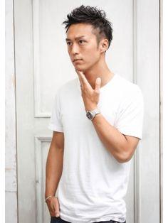 バーバーショップアットブレスボー(Barbershop at Breath beauu) 【beauu boy】Handsome Boy Cut&IKT02