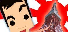 A vida no Japão – Tokyo Tower