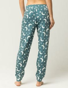 141b79075de COSMIC LOVE Moon And Star Womens PJ Pants Pj Pants
