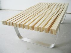 Modern Benches :: Bookhou - MAIYA - MY ADVENTURE IS YOUR ADVANTAGE :: ART / DESIGN / FASHION / DECOR