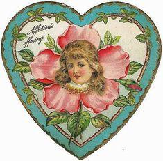 """Soloillustratori: Illustrateurs retro """"Valentine"""""""