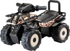 Cabela's Tan Camo Ride-On ATV #CabelasWishList