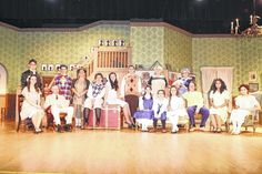 Amherst News | PHOTOS: 'Cheaper by the Dozen' by MLS Theatre Company