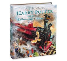 Booktopia has Harry Potter and the Philosopher's Stone , Harry Potter Illustrated Edition : Book 1 by J. Buy a discounted Hardcover of Harry Potter and the Philosopher's Stone online from Australia's leading online bookstore. Illustrations Harry Potter, Hogwarts, Collection Harry Potter, Rowling Harry Potter, Philosophers Stone, Dark Lord, Cover Art, Childrens Books, The Incredibles