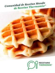 Bon Appetit, Fondant, Sweets, Breakfast, Kitchen Ideas, Desserts, Food, Salads, Belgian Waffle Recipes
