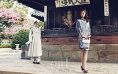 한옥에서 만난 소년과 소녀 - Get Your Dream, Voguegirl.co.kr
