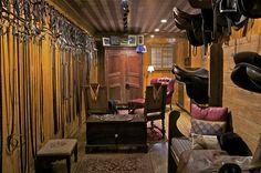 Tack room at 5447 Rallywood Farm Ln The Plains, VA