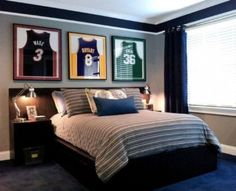 Boys Bedroom Designs Pinterest  The World's Catalog Of Ideas
