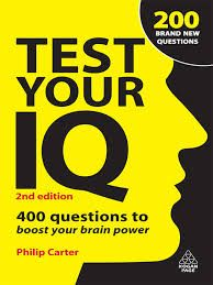 IQ test questions