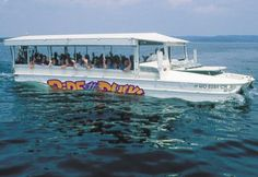 The Duck Boat in Newport Ky