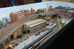 Ho Scale Trains, Ho Trains, Model Trains, Uk Outline, Diorama, Model Railway Track Plans, Farm Toys, Model Train Layouts, N Scale