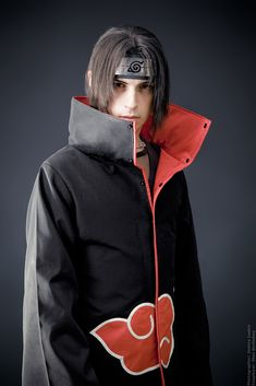 Itachi Uchiha Cosplay by ~proSetisen on deviantART (Most realistic Itachi EVAR!)