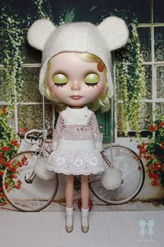 Peach Ladies. by little dolls room, via Flickr